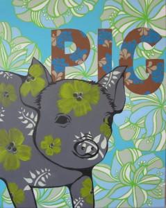 Art - Pig